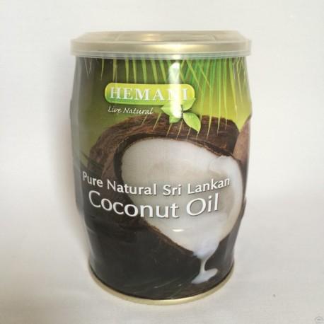 huile de coco utilisation