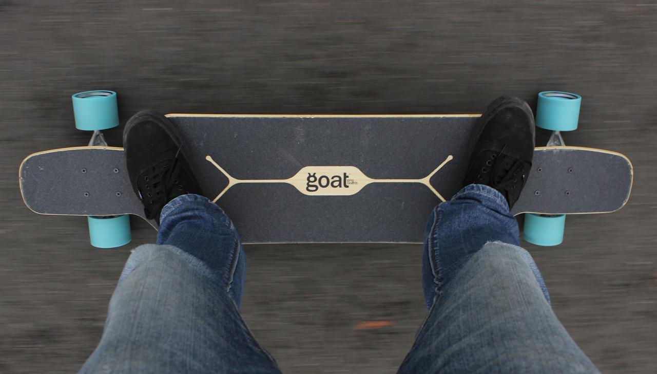 A la découverte du skateboard électrique